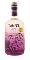 Botella de ginebra Tanns