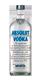 Botella de Wodka Absolut