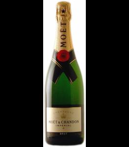Botella de Champargne Moet Chandon