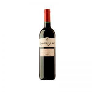 Botella de Ramón Bilbao de Rioja