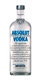 Botella de Wodka Absolut