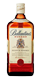 Botella de Whisky Ballantine's