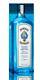 Botella de ginebra Bombay